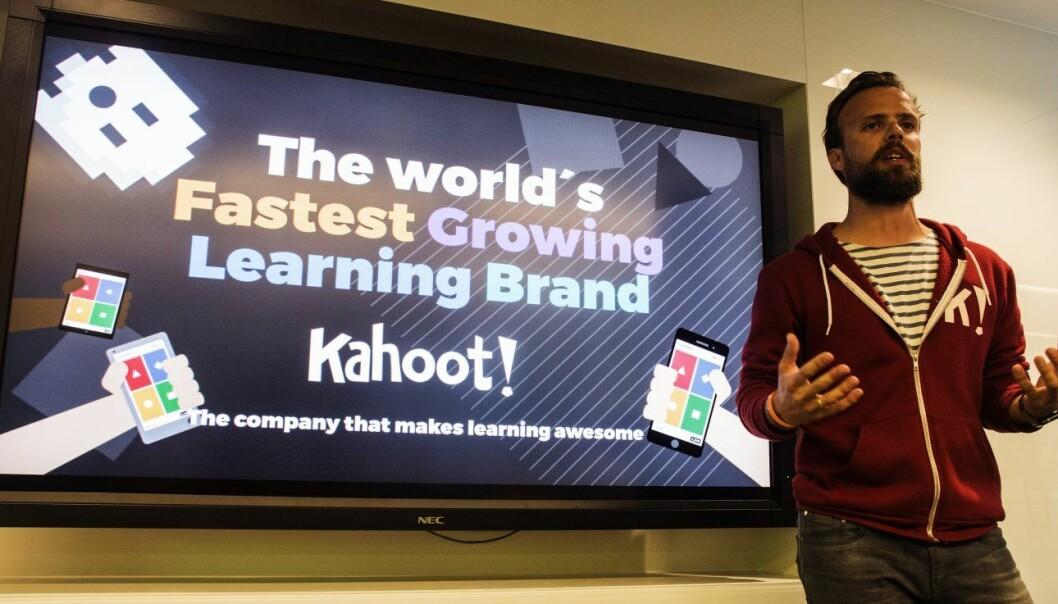Det raskest voksende læringsbrandet i verden, Kahoot.