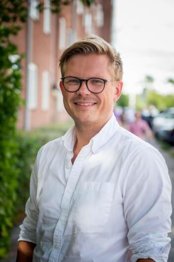 Kristian Gulli Larsen, produktdirektør i Styletime.no