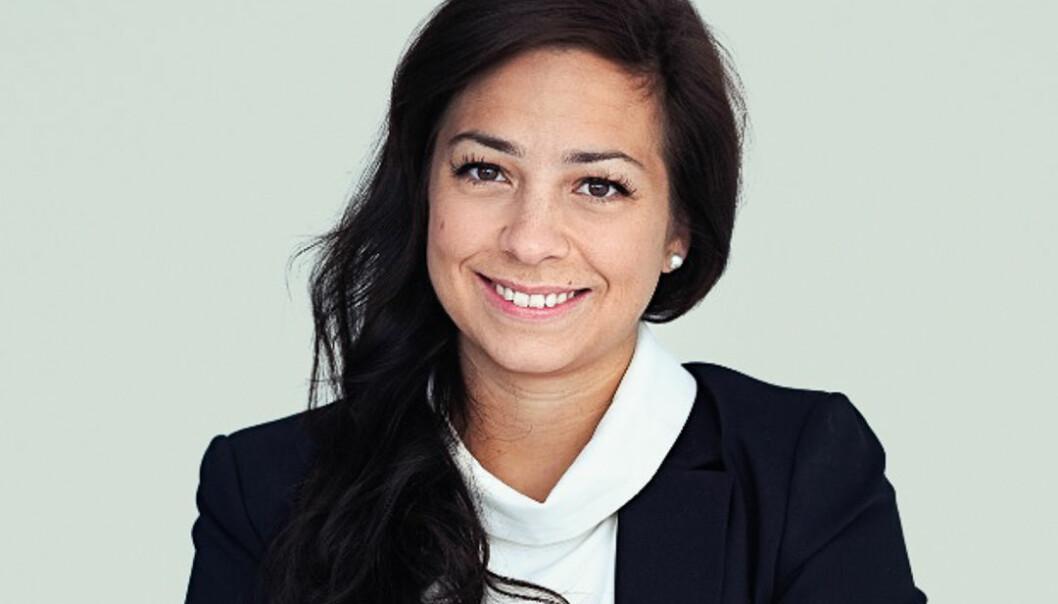 Cristina Santos er ny økonomisjef i Folkeinvest.