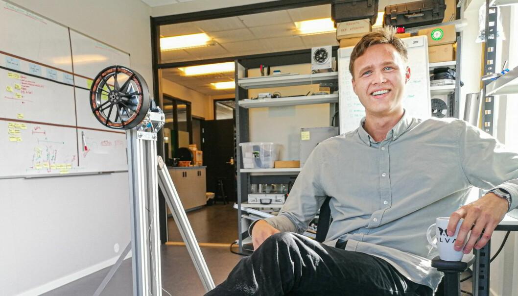 Knut Klonteig Nielsen er CFO i Alva. Foto: Presse