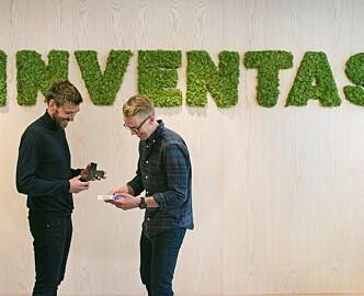 Ny innovasjonskjempe: Itch og Inventas slår seg sammen