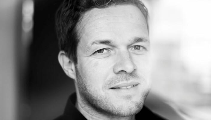 Fredrik Winther er tidligere leder for Oslo Business Region.