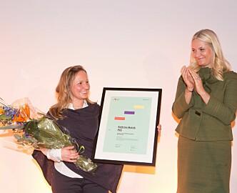 18 spørsmål: Kathrine Molvik leser barnepsykologi for å bli en bedre leder