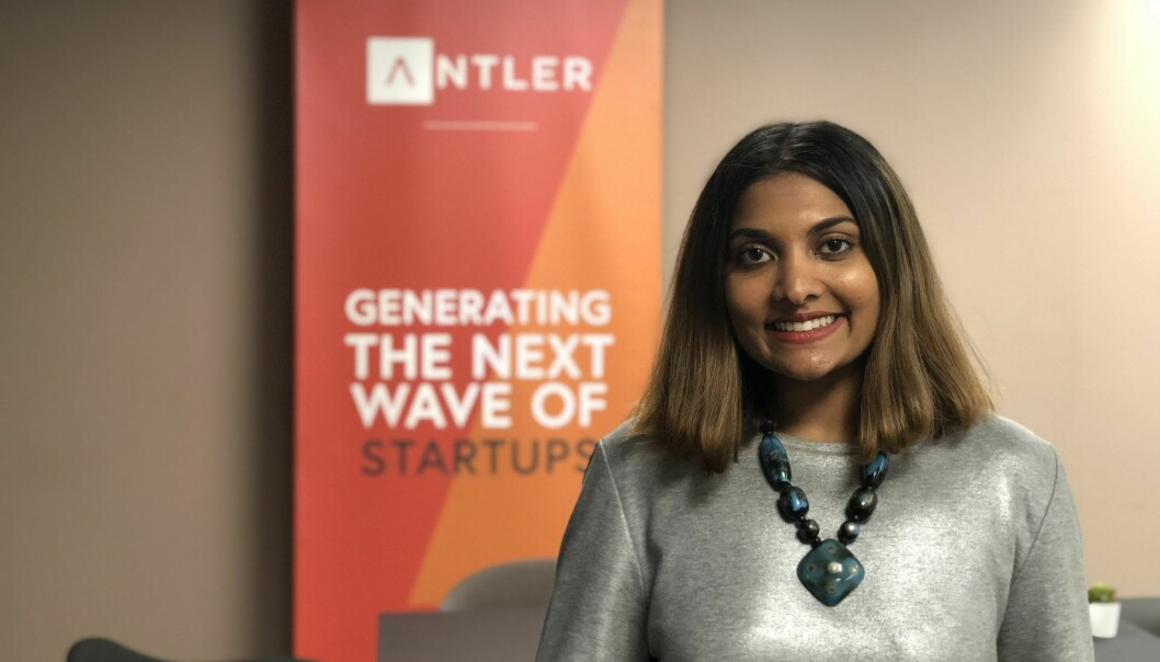 Lavanya Indralingam skal jobbe med rekruttering i Antler.