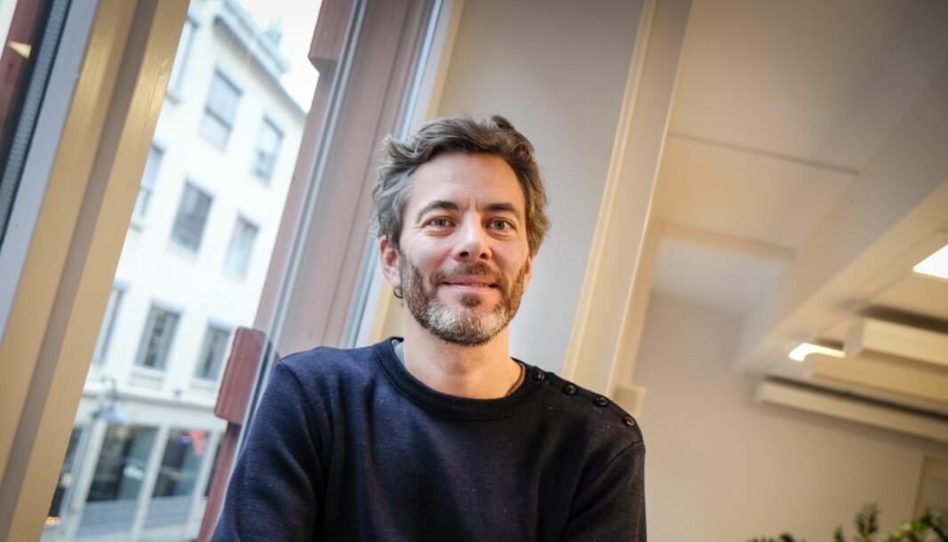 Otovo-gründer Andreas Thorsheim. Selskapet hans er nå på plass i seks europeiske land.