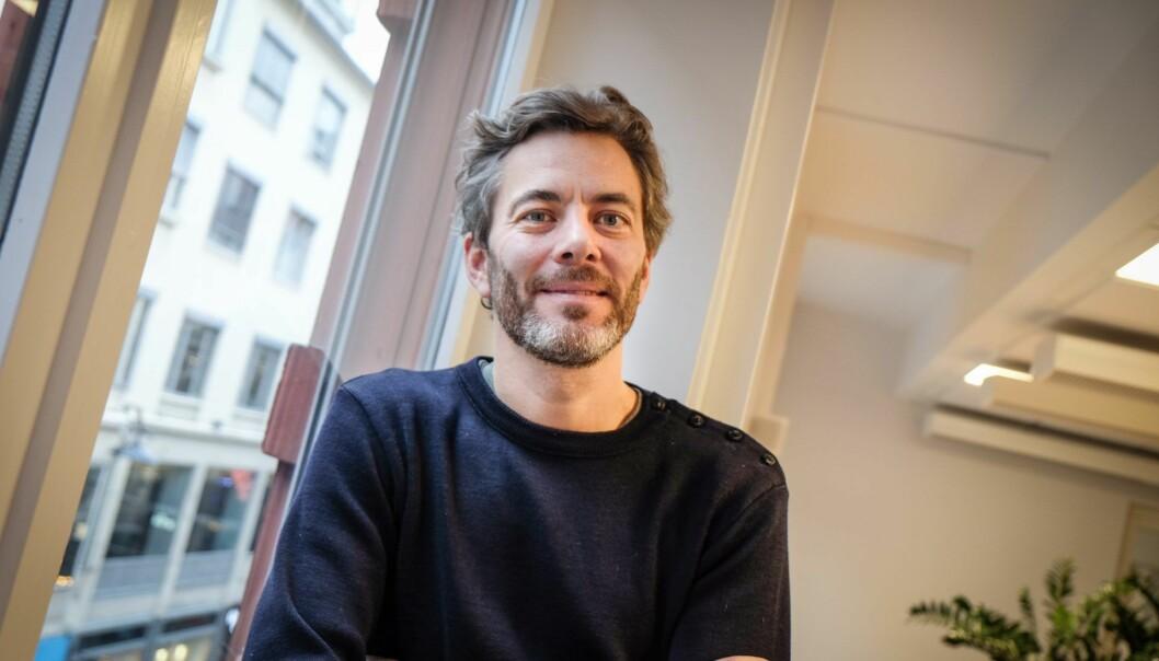 Otovo-gründer Andreas Thorsheim. Foto: Vilde Mebust Erichsen