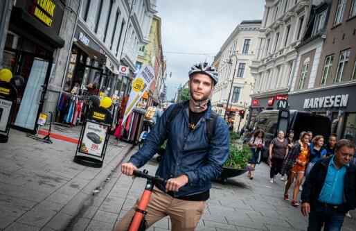 VOI-sjefen varsler vintersparkesykling, og girer om for å bedre eget rykte