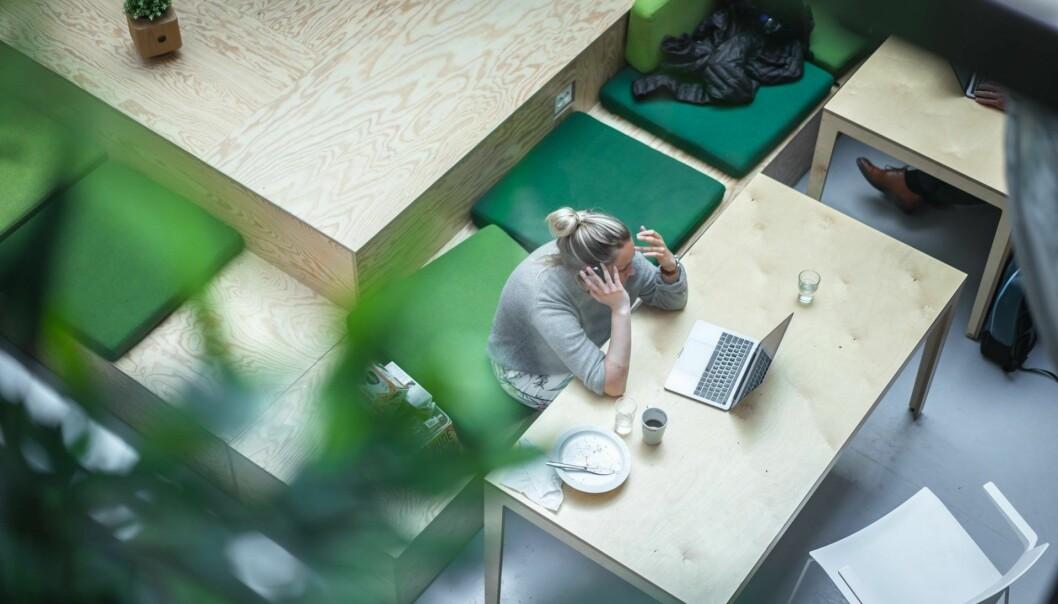 En ny undersøkelse fra StartupLab, viser at halvparten av selskapene der opplever den nye ordningen for opsjonsskatt som så krevende at de ikke bruker den, selv om de gjerne skulle. Illustrasjonsfoto: StartupLab