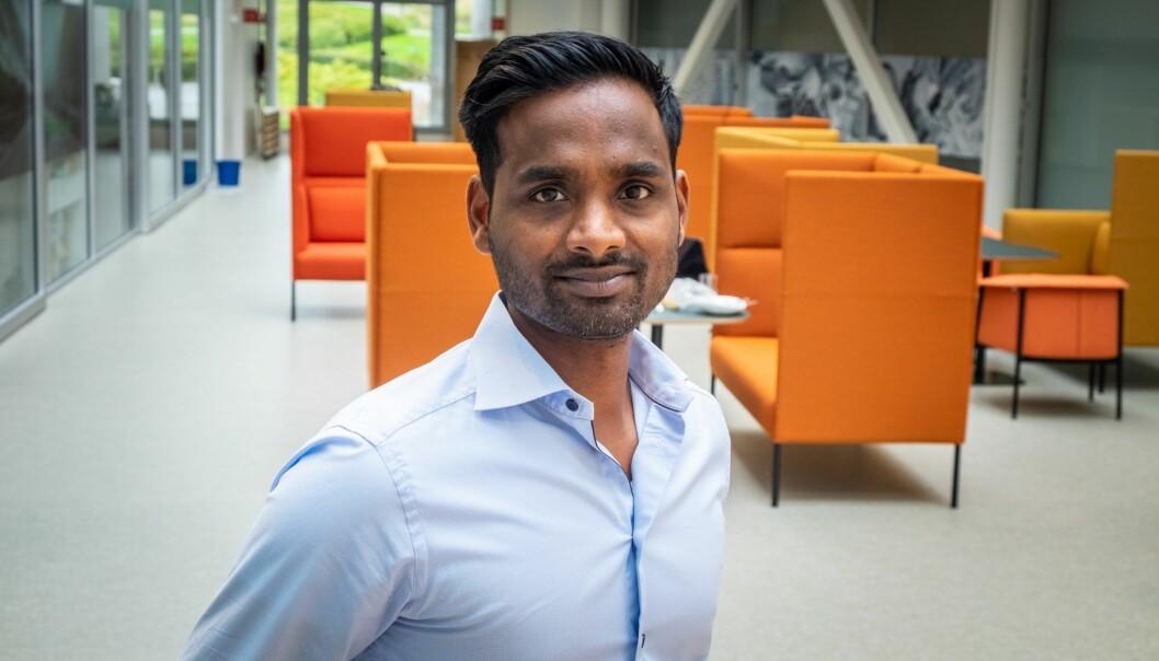 Dintero-gründer Daro Navaratnam etablerte dSafe i 2009. Nå leder han fintech-selskapet Dintero.