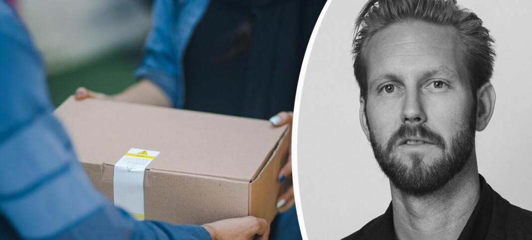 Merkevaretopp Jørgen Helland: «Svosj - tenker Schibsted stort nok?»
