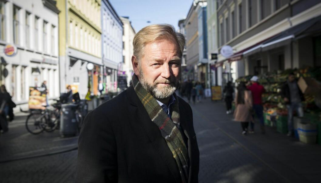 Thomas Falck, styreleder i Investinor. Foto: Per-Ivar Nikolaisen