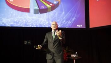 Huawei-toppen om norske forbindelser: – En fantastisk salgspitch