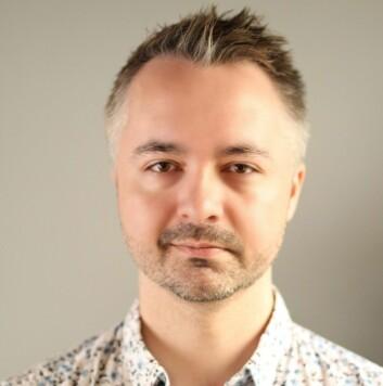 Bryan Mc Namara, Eier og daglig leder av Raid Studios og den Irske partneren av Dublin Games Conference.