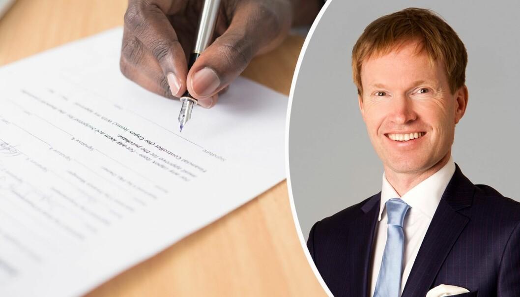 Thomas Reinholdt, advokatfullmektig Aurlien Vordahl & Co Advokatfirma, skriver om juridisk risikostyring.
