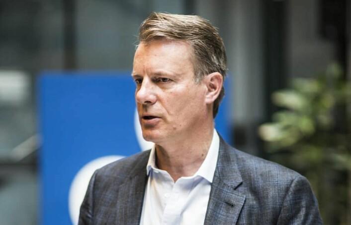 Styreleder Johan H. Andresen i Ferd mener vi bør snu investeringene fra eiendom. Foto: Per-Ivar Nikolaisen