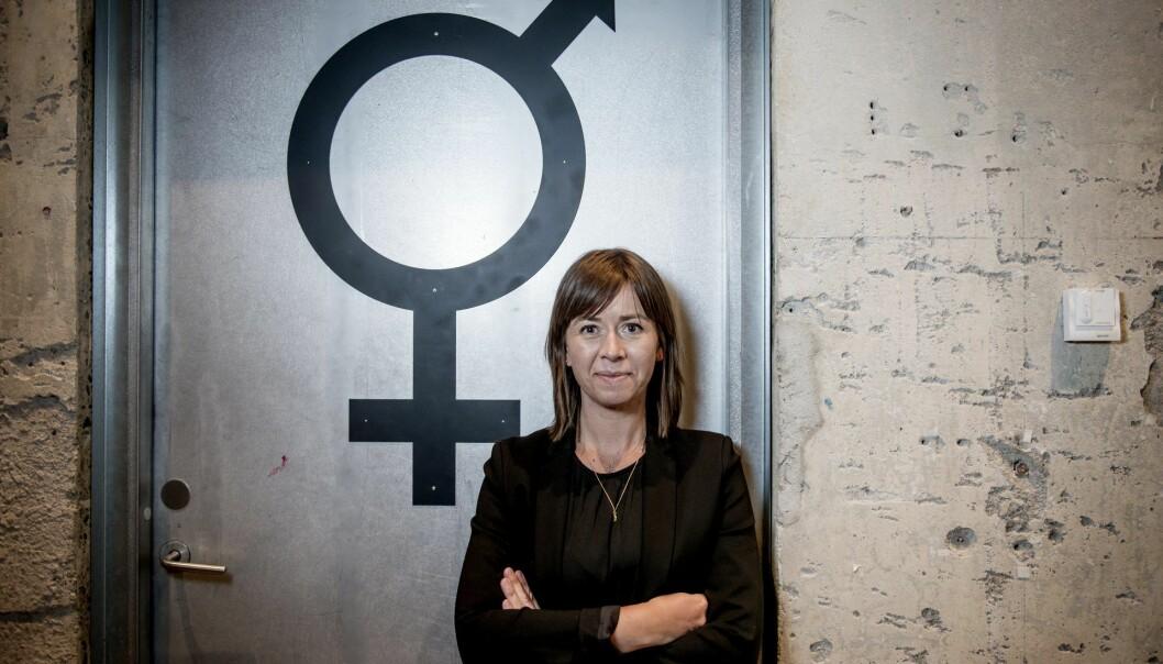 Adm. dir. i IKT Norge, Heidi Arnesen Austlid. Foto: GORM K. GAARE / EUP-BERLIN.COM
