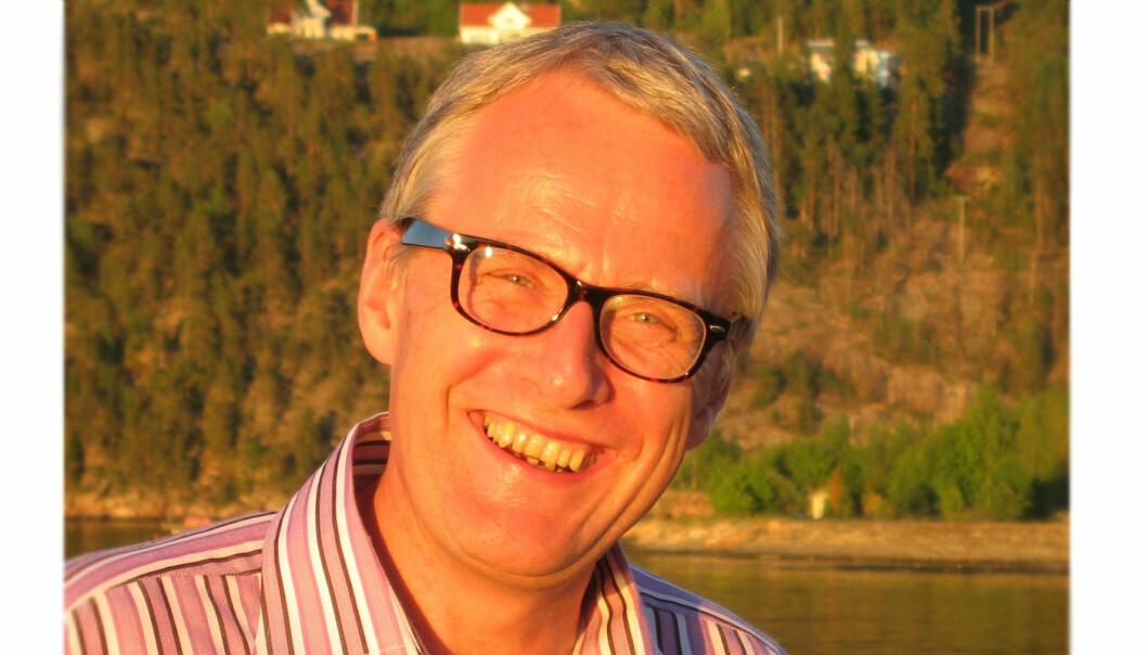 Minneord om Knut Jørstad. Foto: Privat