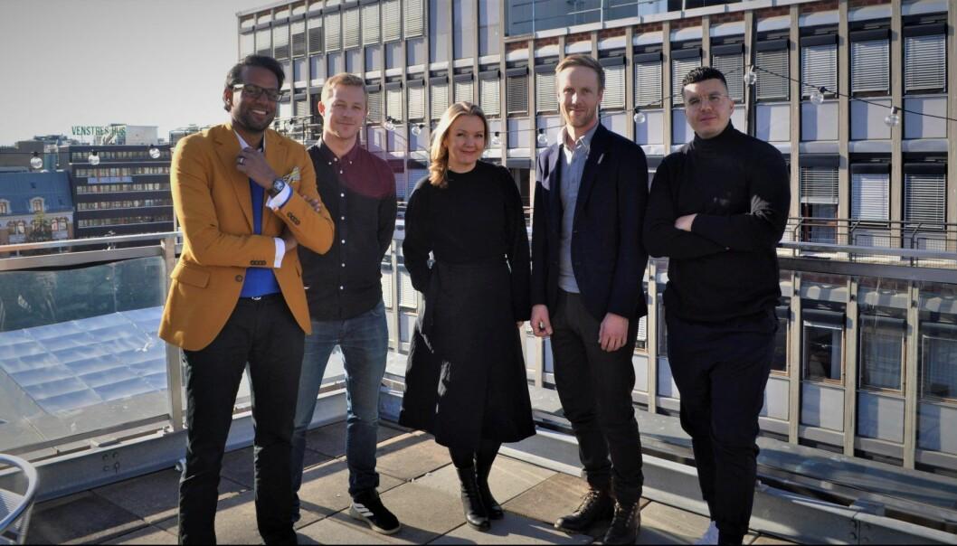 Fem selskaper skal nå lage løsninger av Oslo-borgernes problemer.