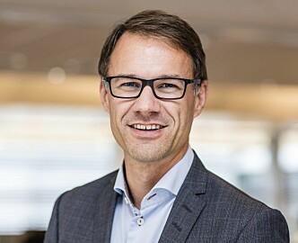 Christian Printzell Halvorsen er ny toppsjef i Finn