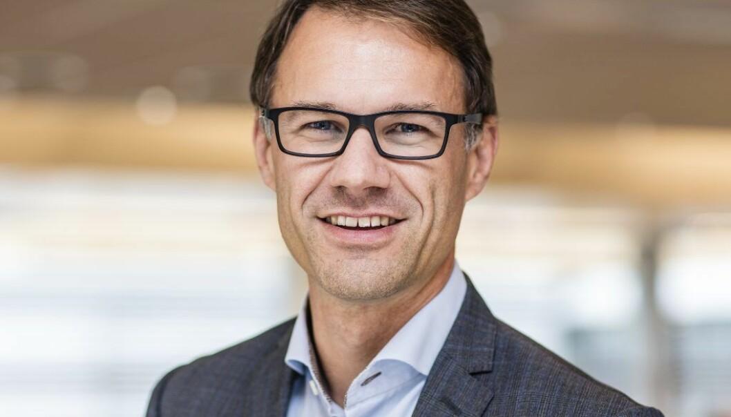Christian Printzell Halvorsen Foto: Schibsted