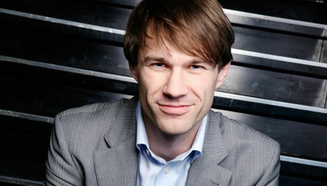 Christian Printzell Halvorsen. Foto: Schibsted