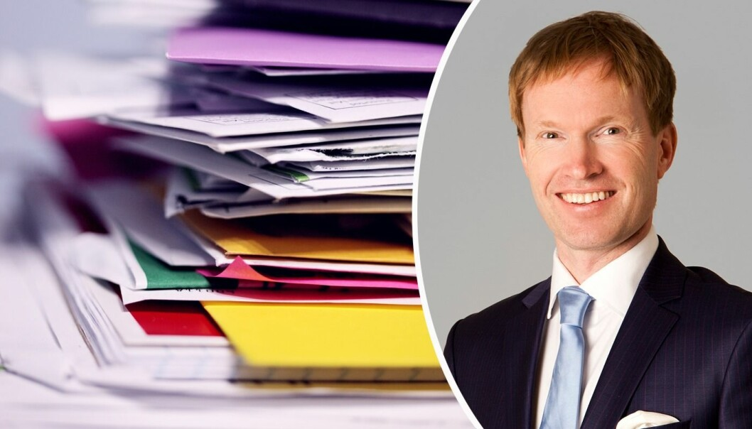 Thomas Reinholdt, advokatfullmektig Aurlien Vordahl & Co Advokatfirma, skriver om kontrakts- og motpartsrisiko.
