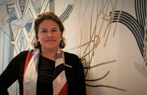 Kari Bech-Moen la gründerlivet på hylla: Nå