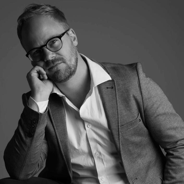 Gründer Øystein Barhaughøgda står bak edtech-plattformen Vignita.