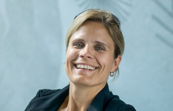 Camilla Andersson, CEO i Around og SparkUp