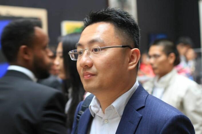 Chet Qzang har slått seg opp på eiendom i Kina og Australia. Nå jakter han nye investeringsobjekter. Foto: Lucas H. Weldeghebriel