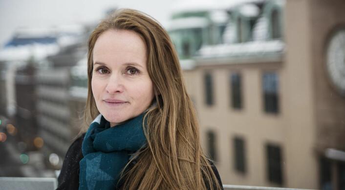Marianne Bratt Ricketts i Vibbio. Foto: Per-Ivar Nikolaisen