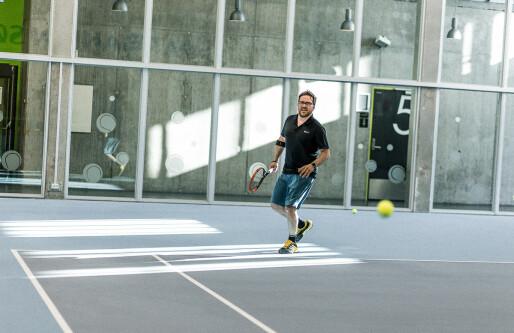 Norsk tennis-tech imponerte under US Open: Men snart går SevenSix tom for penger
