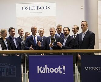 Kahoot-hopp etter USA-rykter