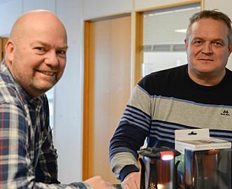 Norsk oljelampe vil inn i nødpakka til
