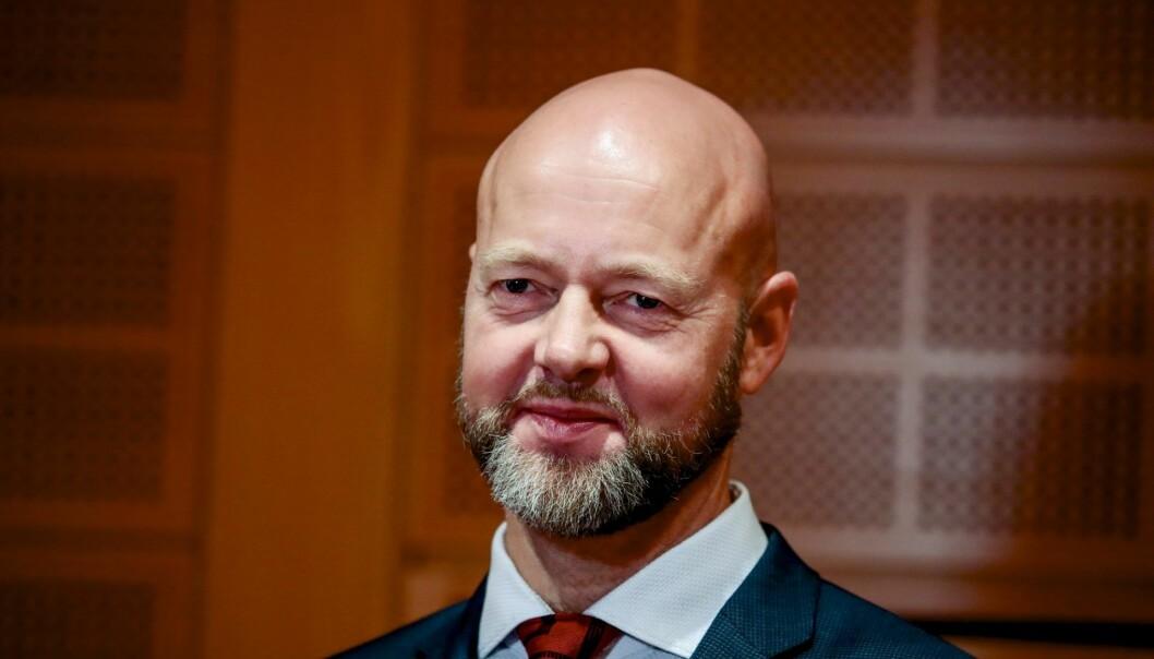 Yngve Slyngstad slutter som leder i Oljefondet. Foto: Håkon Mosvold Larsen / NTB scanpix