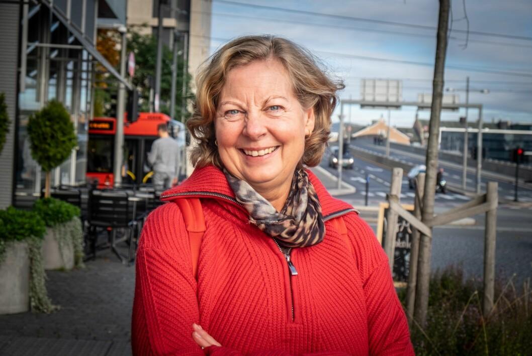 Berit Svendsen takker av som utenlandssjef i Vipps.