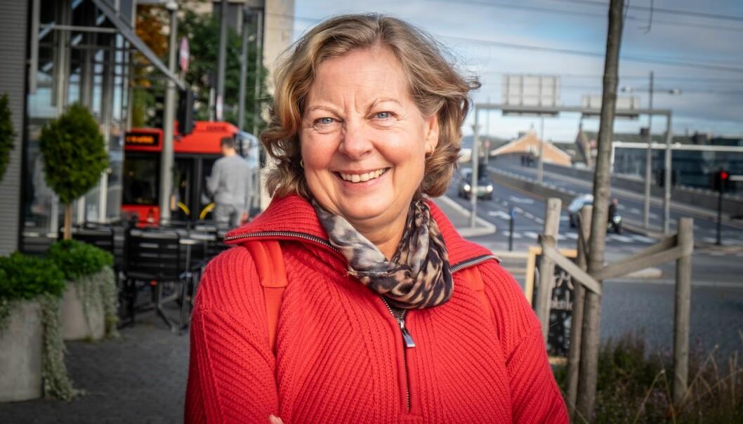 Berit Svendsen, utenlandssjef i Vipps, har gjort sin første startup-investering. I dette intervjuet forteller hun hvilke vurderinger hun gjorde i forkant. Foto: Vilde Mebust Erichsen
