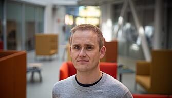 Gründer og daglig leder Geir Atle Bore i FundingPartner.