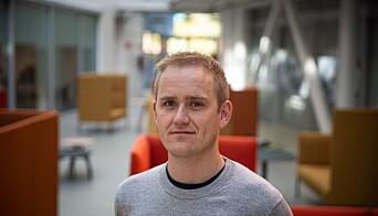 Daglig leder i FundingPartner, Geir Atle Bore. Foto: Per-Ivar Nikolaisen