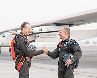 Solar Impulse bruker «Jorden Rundt»-reisen til å hjelpe sveitsiske startups. Ingeniøren tror Norge kan gjør noe lignende