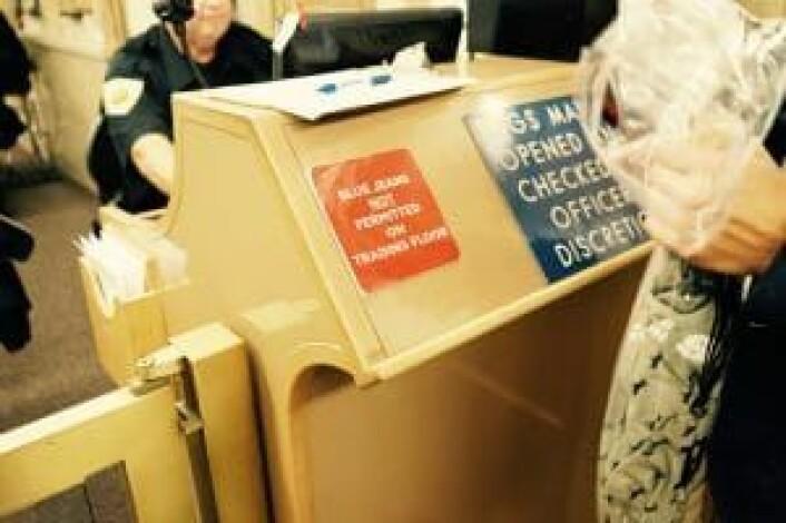 <em>Dresskoden på børsen sier at manmå legge igjen olabuksene hjemme.</em>