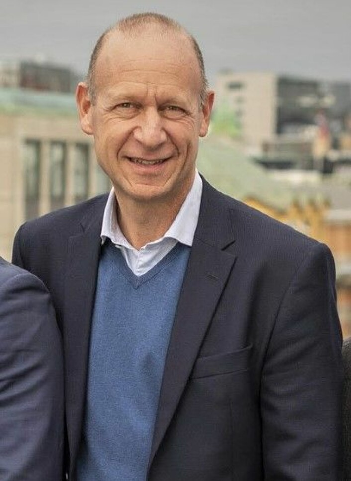 Daglig leder Morten Grusd i Perx mener gjeldsregisteret bør utvides kraftig. Foto: Perx