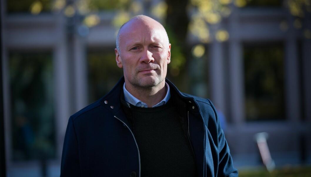 Morten Steinvåg er ny kommersiell direktør i Lucidtech.ai.