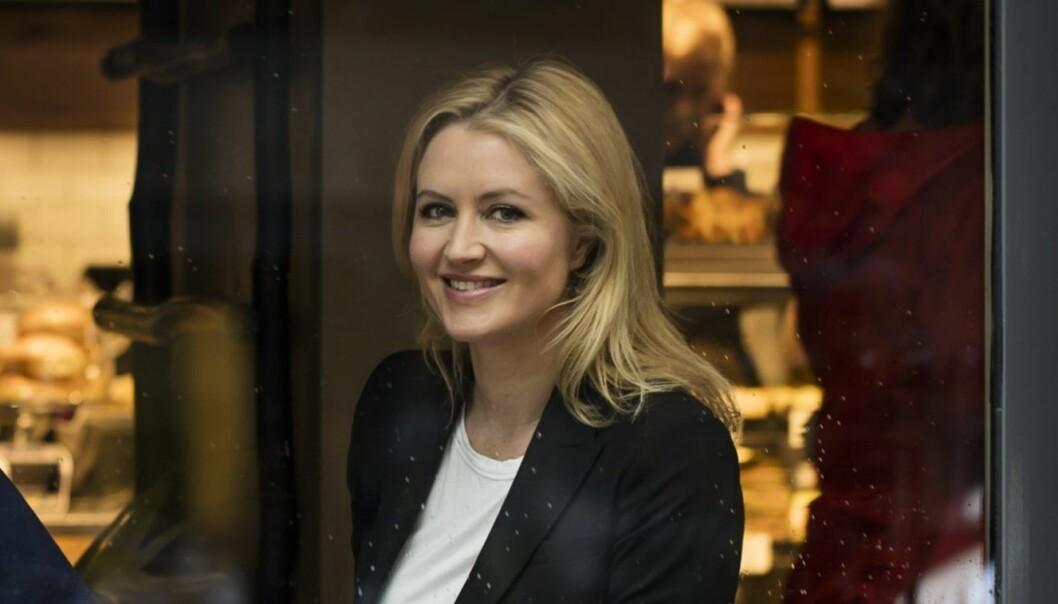 Jeanette  Dyhre Kvisvik i Villoid.