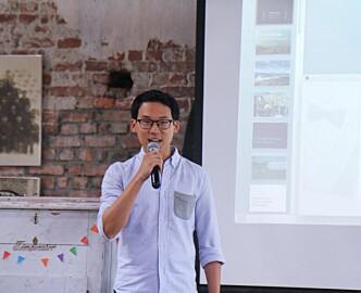 Andy Moon: Hvordan lykkes med å sette opp et fornybar-selskap i et utviklingsland