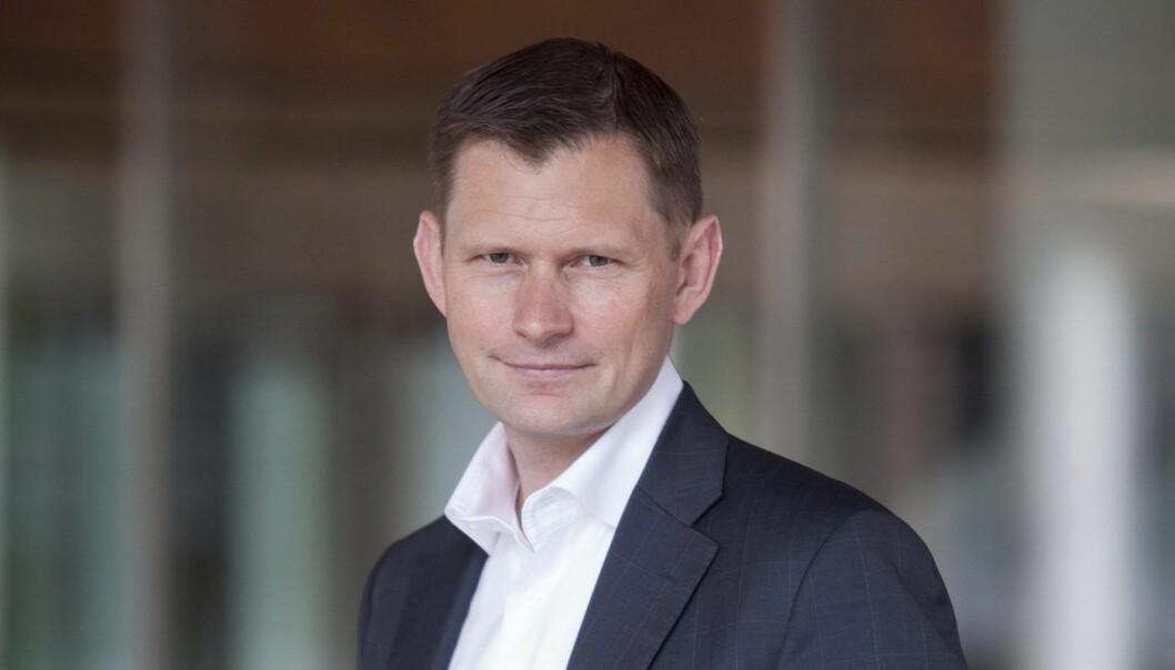 Haakon H. Jensen er daglig leder i Bertel O. Steen Kapital og ny styreleder i Ardoq.