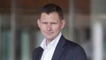 Haakon H. Jensen (42) var sjef for Investinor frem til januar 2019, før han gikk over til Bertel O. Steen Kapital. Foto: Investinor.