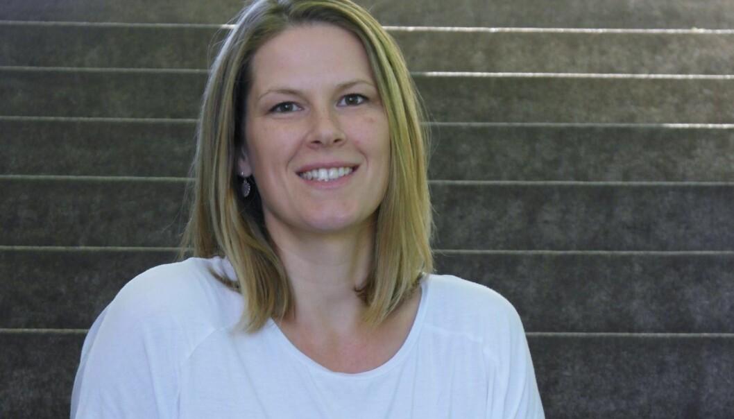Elisabeth Alvestad (36) mistet olje-jobben. Nå skal hun hjelpe andre i samme situasjon med å bli gründere. Foto: Privat