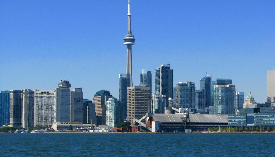 Den amerikanske drømmen kan gå via Toronto, mener Innovasjon Norges gründersjef. FOTO: Michael Gil/Flickr