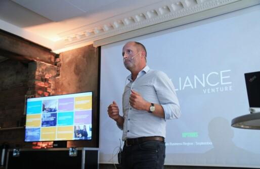 Alliance Venture satser 10 millioner kroner på ShiftX